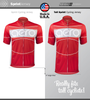 TALL Men's Aero Detour Sprint Jersey is longer than standard jerseys