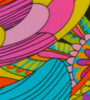 Aero Tech Women's Rio Hippie Print PADDED Bike Shorts