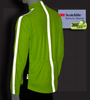 High Visibility Reflective 3M Super Bright Scotchlite 360 Reflective Back View