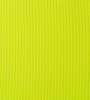 Men's High Vis Reflective Pace Cycling Jersey Safety Yellow Fabric