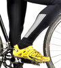 Aero Tech Men's 3M Scotchlite Reflective Slasher PADDED Cycling Tights w Elite Pad