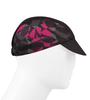 Aero Tech Mosaic Rush Cycling Caps in Pink Side 2