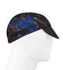 Aero Tech Mosaic Rush Cycling Caps in Royal Blue Side 2