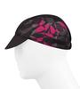 Aero Tech Mosaic Rush Cycling Caps in Pink Side 1