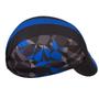 Aero Tech Mosaic Rush Cycling Caps in Royal Blue Icon