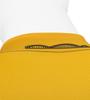 Pittsburgh Theme Sprint Bike Jersey Collar Detail