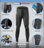 Men's Thermal WindStopper Tights Informational Panel