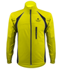 safety yellow cycle jacket - thermal