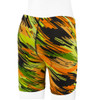 neon child bike shorts