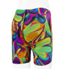 Aero Tech Youth Lava Lamp PADDED Cycle Shorts - Multi Colored - Made in USA