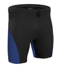High Performance Compression Shorts Navy Front