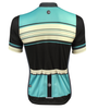 Retro Active Cyclewear Biking Sprint Jersey Back