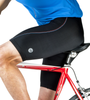 Men's All American Padded Bike Short Side View