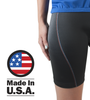 Women's All American Women's Bike Shorts Made in the USA