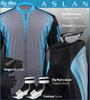 Big Size Men Sprint Cycling Jersey Aslan Kit Panel