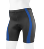Women's Classic 2.0 Color Padded Bike Shorts Royal Blue Front