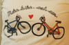 Cyclelogical Cycling T-Shirt Bike Love by Cyclelogical