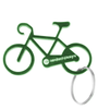 Bicycle Key Chain in Green