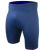 plus size men's compression skin short for workouts