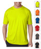 Aero Tech BIG Men's Classic T-Shirt - wicking Polyester Stays Cool and Dry