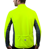 Men's Whistler Long Sleeve Model Back in Safety Yellow