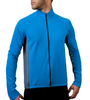 Men's Whistler Long Sleeve Model Front in Royal Blue
