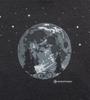 Women's Moon Bike Adventure T-Shirt Front Detail