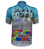 Aero Tech Dirty Dozen Cycling Jersey 2017 Front