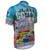 Aero Tech Dirty Dozen Cycling Jersey 2017 Off Front