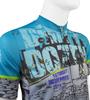Aero Tech Dirty Dozen Cycling Jersey 2017 Off Front Detail