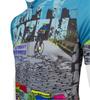 Aero Tech Dirty Dozen Cycling Jersey 2017 Front Graphic Detail