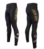 Men's Tenacious JAG OFF Pittsburgh Theme Cycling Tights