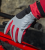 Aero Tech Gel Padded Palm - Reflective, Insulated  Full Finger Cycling Gloves