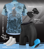 Lady Rider  Kit Graphic