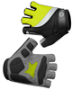 Lightweight and Breathable Gel Gloves Safety Yellow