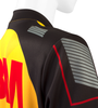 Women's 3M Empress Cycling Jersey Sleeve and Shoulder Detail