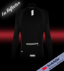 Women's FIT Long Sleeve Fitness Jacket Back Reflective