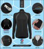 Women's FIT Long Sleeve Fitness Jacket Features Panel