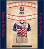 Aero Tech Women's Empress Patriot Cycling Jersey USA Panel