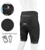 Men's Voyager Cycling Shorts Pocket Detail Panel