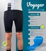 Men's Voyager Cycling Shorts Fit Description