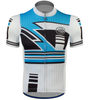 Aero Tech Men's Premiere Metric Cycling Jersey Front View