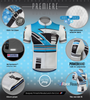 Premiere Metric Cycling Jersey Features Panel
