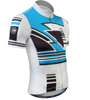 Aero Tech Men's Premiere Metric Cycling Jersey Off Front View