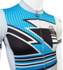 Aero Tech Men's Premiere Metric Cycling Jersey Off Front Detail