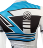 Aero Tech Men's Premiere Metric Cycling Jersey Off Back Detail