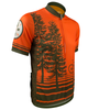 Aero Tech Tree Adventures Sprint Cycling Jersey Off Front View