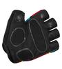 Tropical Print Glove Palm Detail