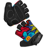 Aero Tech Tropical Print Cycling Gloves Icon