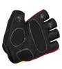 Peace Print Glove Palm Detail